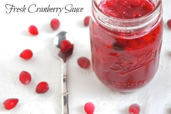 fresh cranberry sauce 2 e1386034738157 Fresh Cranberry Sauce