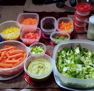 Sunday Food Prep Inspiration 49