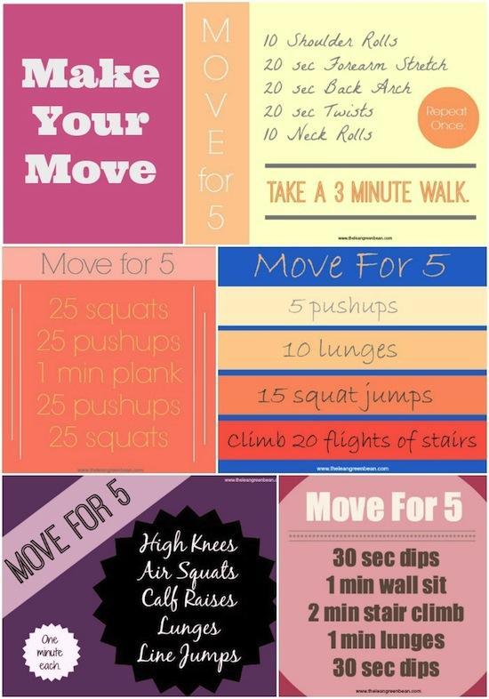 move4 Move for 5