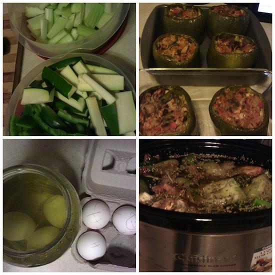 Kim-Sunday Food Prep Inspiration