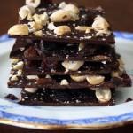 Dark Chocolate Bark – 3 Ways