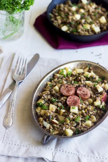 Lentil-Rice-With-Sausage-1