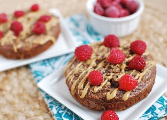 Baked Oatmeal makes a hearty and filling breakfast. Full of fiber and healthy fats, it's sure to keep you full. Make a double batch and reheat all week long.