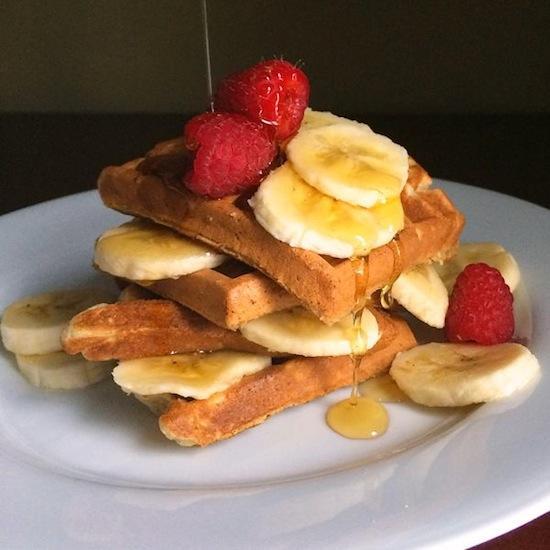 Whole-Grain-Banana-Waffles-by-The-Lemon-Bowl