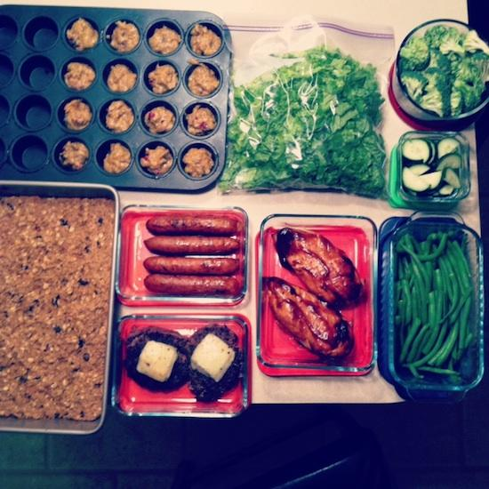 sunday food prep inspiration 62