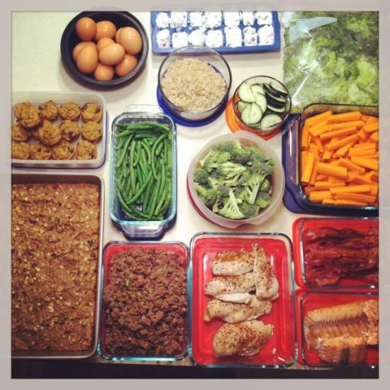 sunday food prep inspiration 64