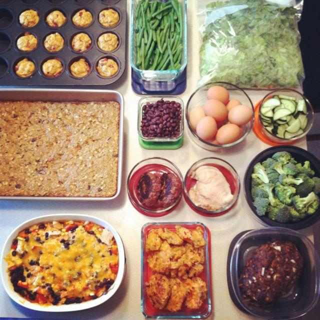 sunday food prep inspiration 65