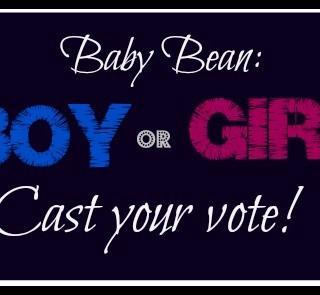 Baby Bean: Boy or Girl?