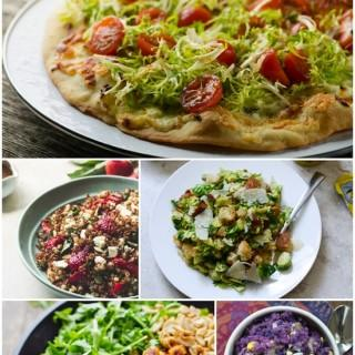 15 Non-Traditional Salads