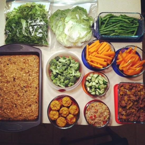 sunday food prep inspiration 69