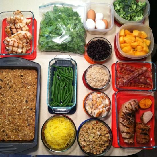 sunday food prep inspiration 70