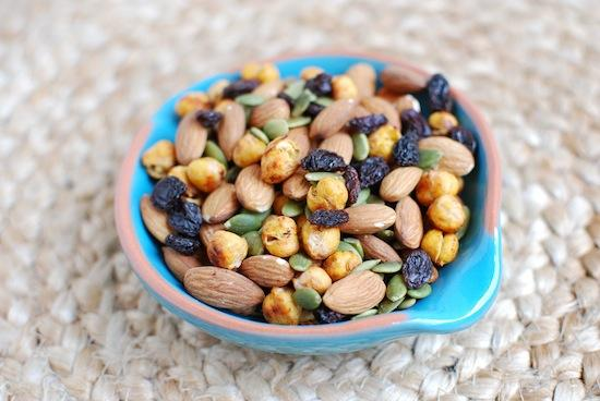 Looking to add more healthy fats to your diet? Try Almonds- one of my favorite nuts! Here are several ways you can eat them including for a snack, dinner or in your gluten free baked goods