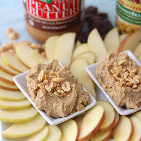 This Peanut Butter Cookie Dough Dip has a secret ingredient that makes it a very nutritious snack. It's vegan, gluten free and kid friendly.