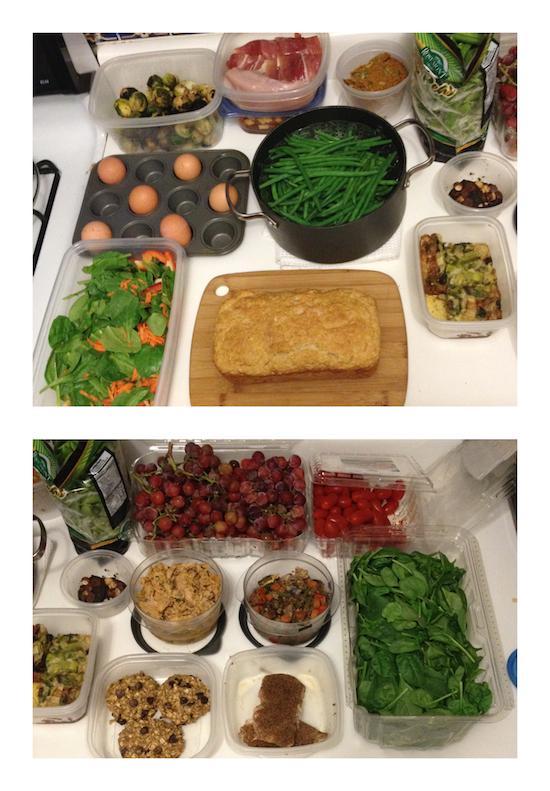 Food Prep Week of 831