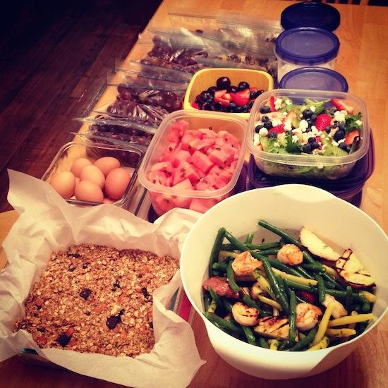 food prep