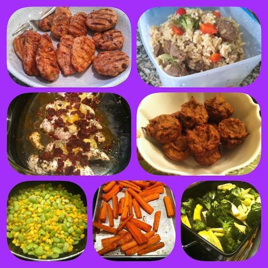 Sunday Food Prep 1 Sunday Food