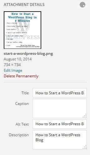 alt text example SEO 201: How to Optimize Images, Alt Tags + Page Speed