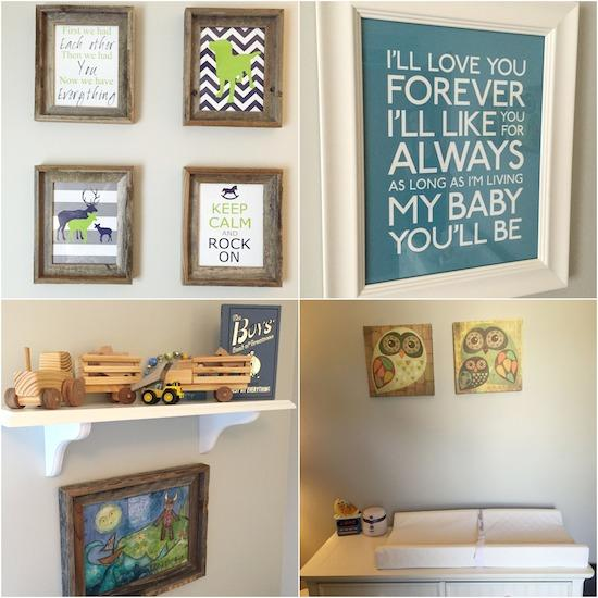 Expecting or planning to get pregnant in the future? It's never too early to start designing a nursery for your baby!