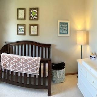 Baby Bean's Nursery