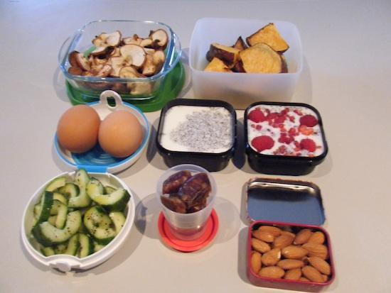 Snack food prep 16.11.14