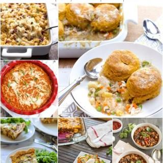 13 One Pot Meals