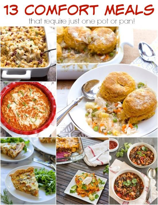 One pot meals look for easy dinner ideas that wont leave you with a sink full of forumfinder Gallery