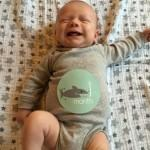 Dear Chase – Months 1 and 2