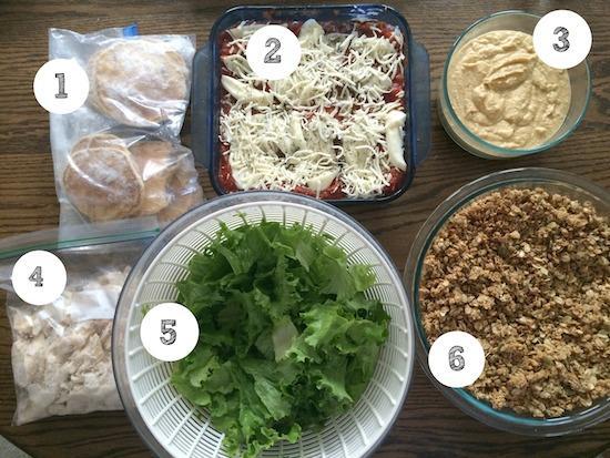 Sunday Food Prep 12-14