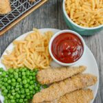 Freezer Chicken Tenders that you can cook from frozen.