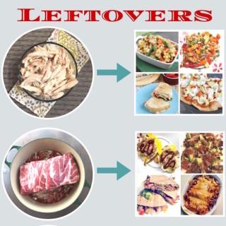 12 Ways To Use Leftovers