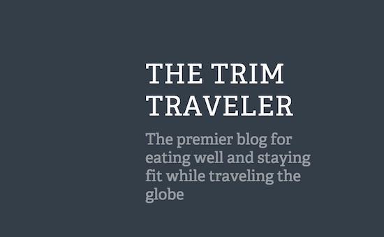 trim traveler