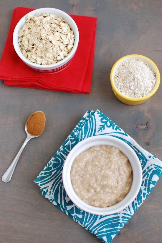 Homemade oat cereal for babies forumfinder Images