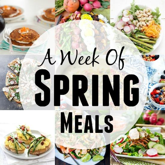 spring meal ideas