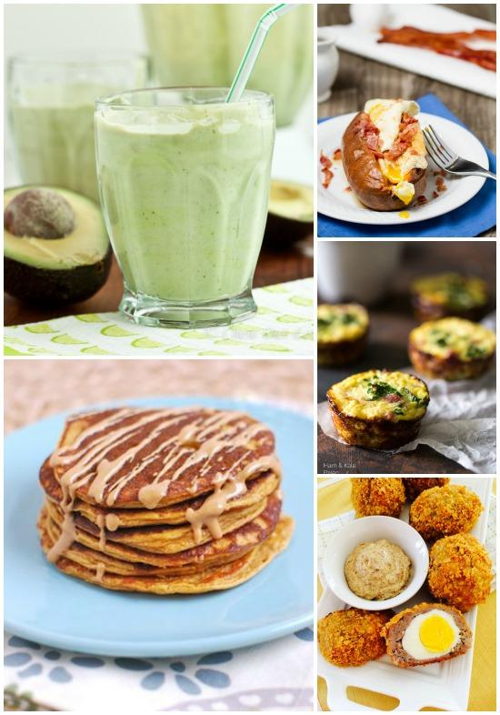 5 breakfast recipes you can make with 5 ingredients or less!