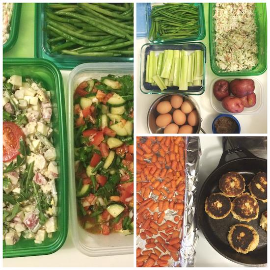 Meal Prep week of 5-17-2015