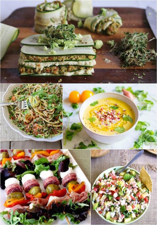 A week of no cook meals no cook dinner recipes forumfinder Gallery