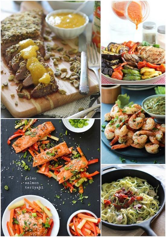 paleo dinner ideas