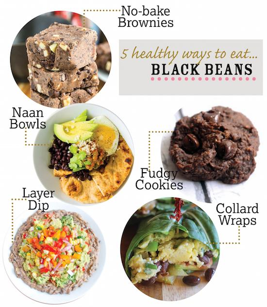 5 Healthy Ways To Use Black Beans