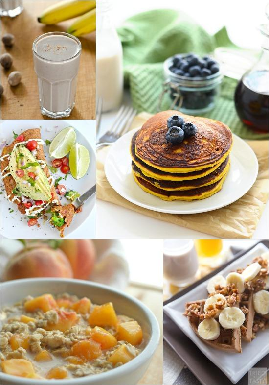 Dairy-free Breakfast Ideas
