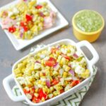 Pesto Corn Salad