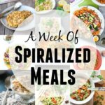 A Week of Spiralized Meals