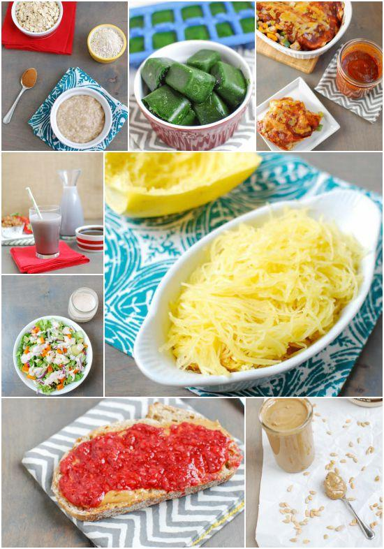 Healthy homemade recipes