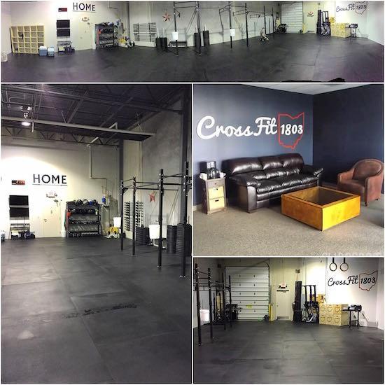 CrossFit 1803