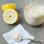 Lemon Cashew Cream