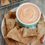 Easy Pumpkin Yogurt Dip