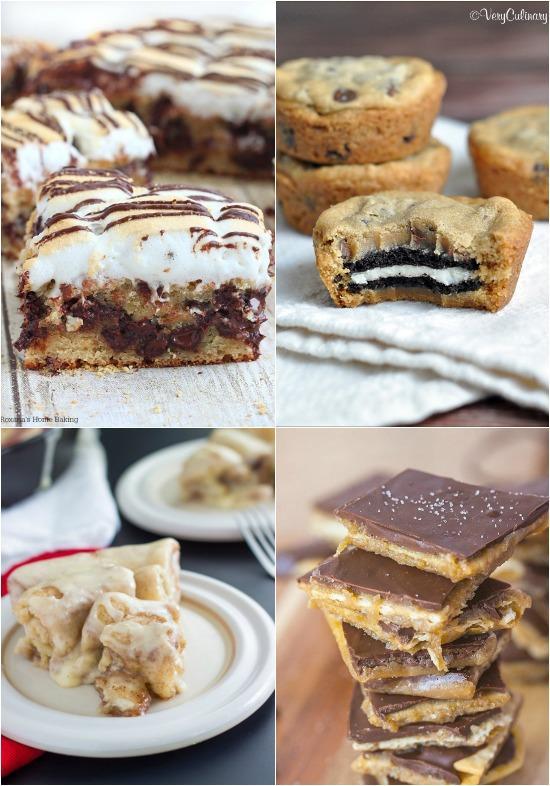 popular dessert recipes