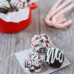 No-Bake Peppermint Chocolate Bites