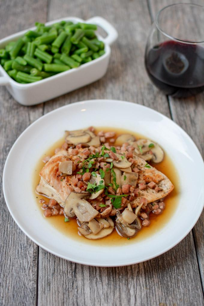This Recipe For Gluten Free Chicken Marsala Is Quick Easy And Full Of Flavor