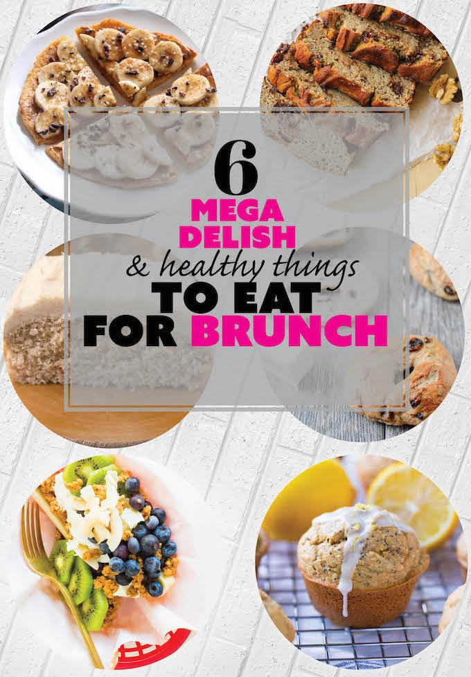6 Delicious Recipes To Make For Your Next Brunch