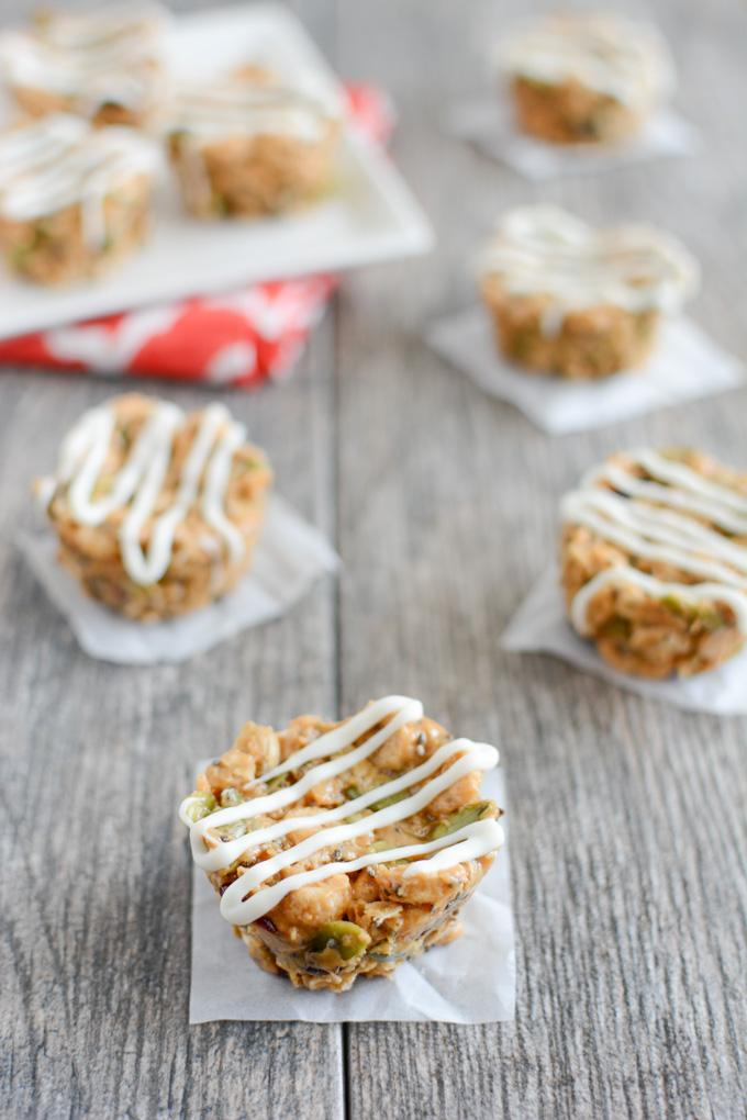 This easy recipe for No Bake Cereal Bites is simple enough that the kids can help you make it! Keep them on hand for a quick snack or dessert or serve them as a kid-friendly option at your next party.